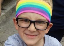 Pride in Pictures: Raising my son to be open-minded