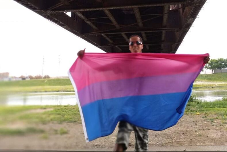 Pride in Pictures, bisexual visibility day
