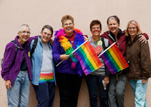 Pride in Pictures: Lesbians Rule!