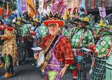Pride in Pictures: Philadelphia Mummers show their Pride