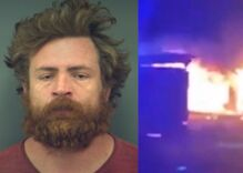 Texas man burns down home with mom & brother inside because they didn't follow the Bible