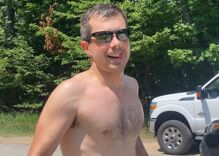 Shirtless pics of Pete Buttigieg working out has the internet hot & sweaty