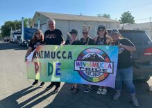 Winnemucca's first Pride weekend was a big success & they're already planning for next year
