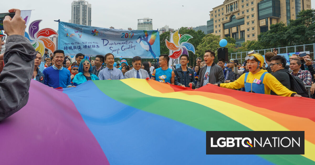 Hong Kong is ready for Gay Games 2022