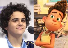 """Teen voice actor from Disney's quasi-gay film """"Luca"""" surprises fans by coming out as bisexual"""