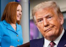 Jen Psaki burns Donald Trump over his obsession with Twitter