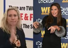 "Marjorie Taylor Greene calls Caitlyn Jenner ""this man in a dress"" in random Twitter tirade"