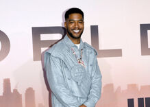 Hip hop star Kid Cudi has harsh words for fans who hate his nail polish