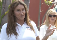 Caitlyn Jenner's under fire for her inconsistent mask-wearing while touring California