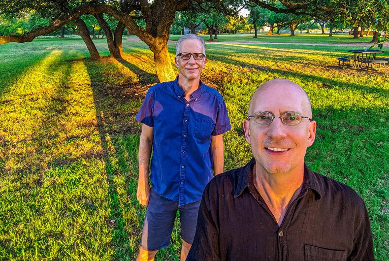 Michael Jensen and Brent Hartinger