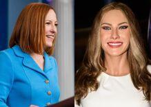 Conservatives seethe with envy as Vogue profiles Jen Psaki but not Melania Trump