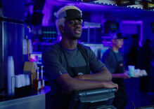 Lil Nas X goes back to work for Taco Bell. This time he's on the menu.