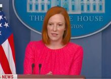 Jen Psaki isn't here for your political blame game when there's work to be done