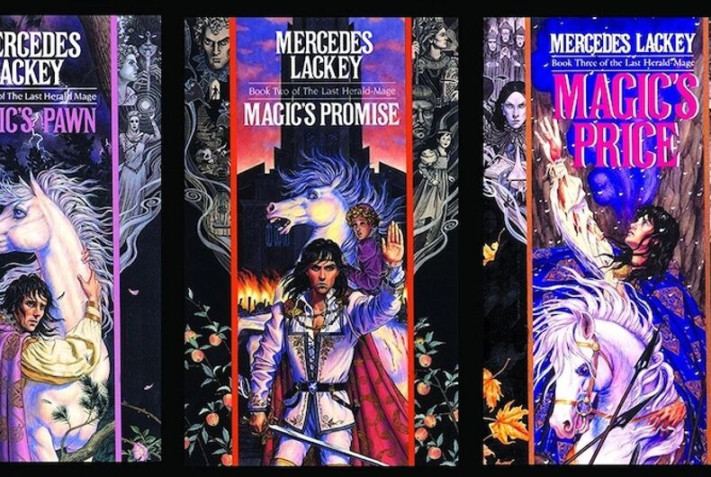 Mercedes Lackey's Valdemar universe will come to life as the