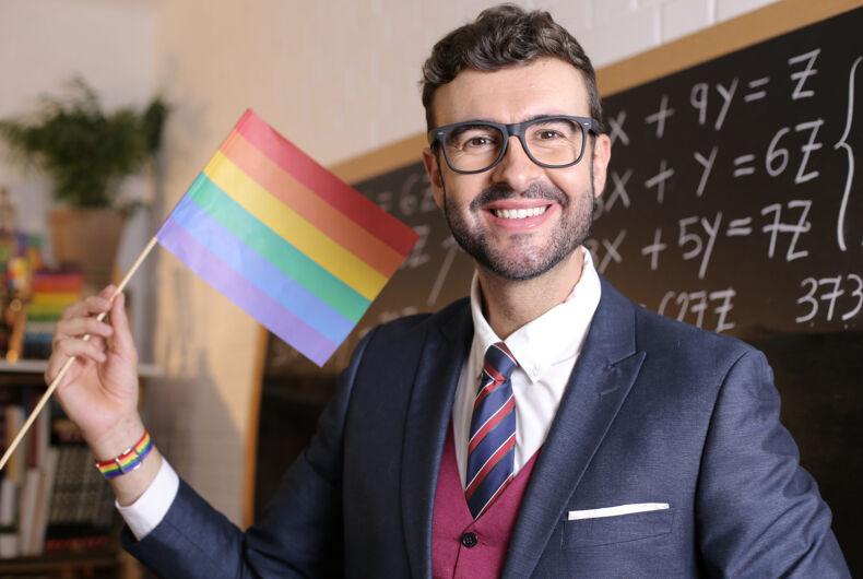 Bluffton-Harrison Metropolitan School District, rainbow flag ban, Pride flag ban, controversial