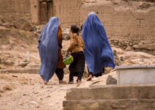 """Vile """"feminists"""" use collapse of Afghanistan as an excuse to insult trans women online"""