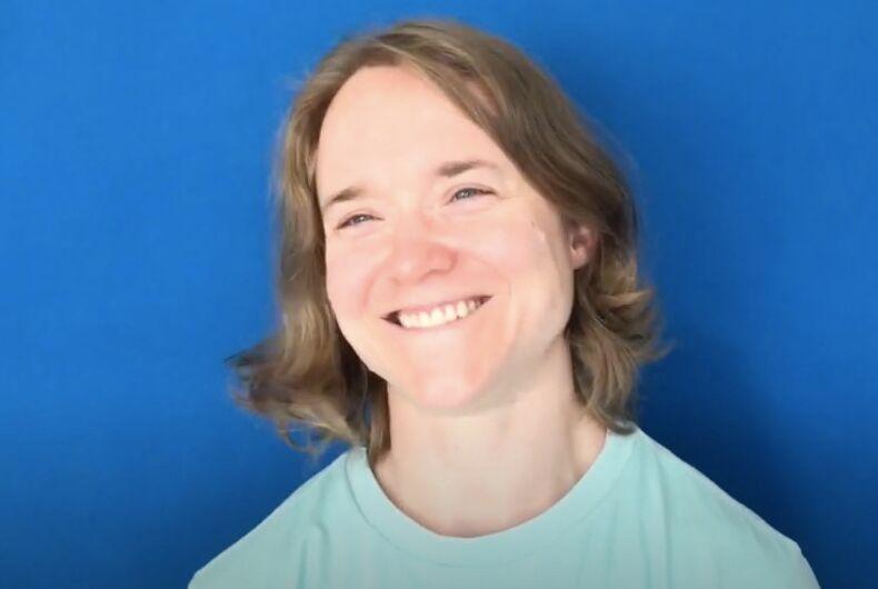 Kate O'Brien, paralympics, cyclist, silver medal