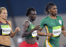 """Another woman with """"too high"""" natural testosterone is disqualified at the Olympics"""