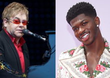 """Elton John says his friendship with Lil Nas X came together through """"fate"""""""
