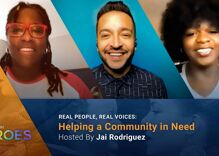 Helping a community in need