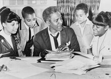 You can be a witness to history by being an extra in the film about Bayard Rustin