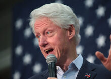 New book revisits when Bill Clinton stood against marriage equality for political capital