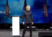 "Pastor tells flock homosexuality is a ""demonic spirit"" stealing Christian children"