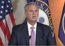 """GOP Leader Kevin McCarthy shows tepid support for marriage equality as """"law of the land"""""""