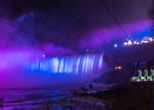 Niagara Falls will celebrate Bi Visibility Day with a stunning light show