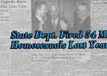 An American apology for decades of anti-LGBTQ persecution is long overdue