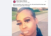 Trans woman Briana Hamilton murdered in alley & misgendered by media