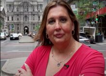 Deja Alvarez could become the first out trans Latina member of the Pennsylvania House