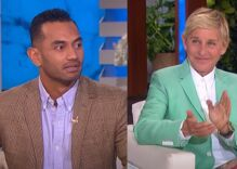 """Coach tells Ellen his boss told him to turn straight because gay men are a """"danger"""" to kids"""