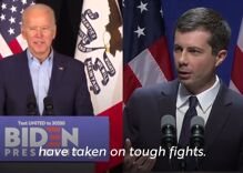 """Joe Biden """"hated"""" this vicious ad attacking Pete Buttigieg. But he still approved it."""