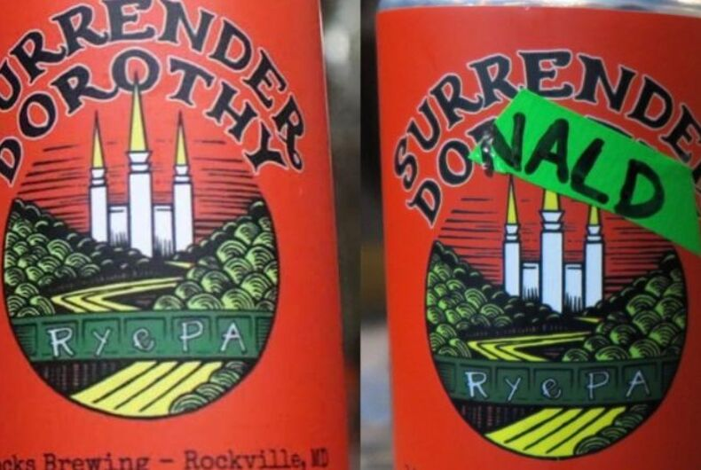 7 Locks Brewing has lost a battle with Turner Entertainment over the name of their popular