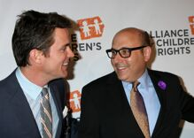 """""""Sex and the City"""" star Willie Garson dies of cancer at age 57"""
