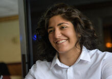 Liliana Bakhtiari could become Georgia's first out queer Muslim elected official