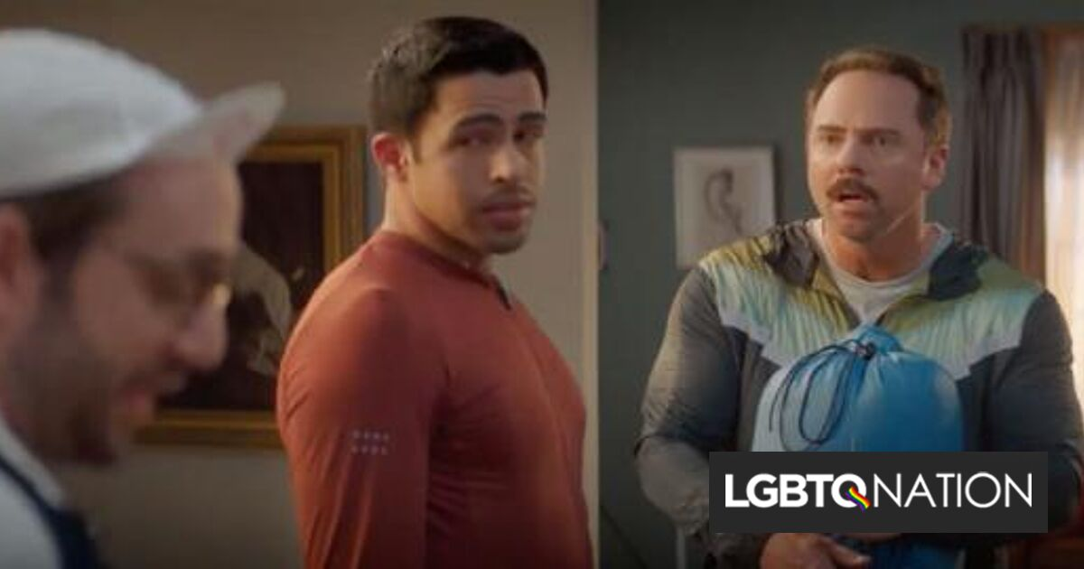 """This ad is being called the """"Gayest Commercial of 2021"""""""