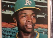 Pro baseball player Glenn Burke refused to live a lie & came out in 1982