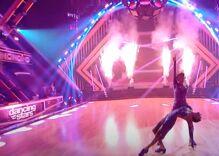 JoJo Siwa & Jenna Johnson tango their way to top of Dancing With the Stars