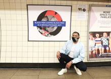 This subway system just erected a bunch of beautiful Pride-related LGBTQ signs