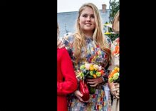 The Dutch princess can marry another woman & still become Queen
