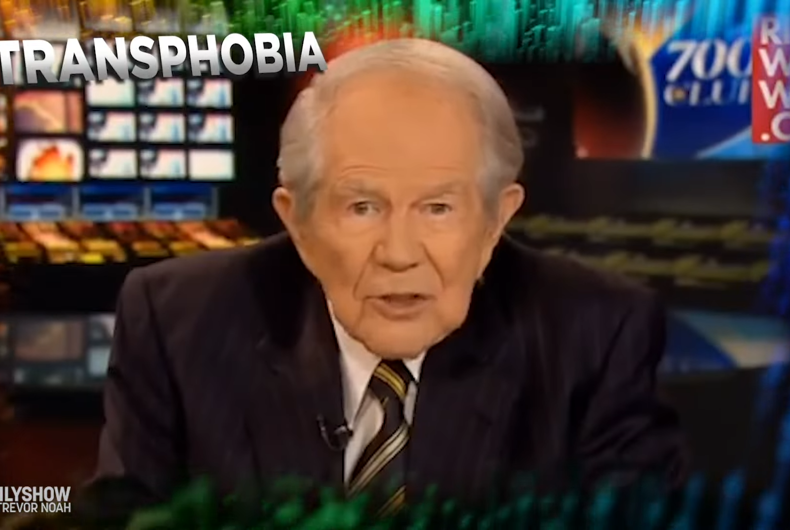 The strangely influential televangelist has announced he is stepping down after 60 years on air.