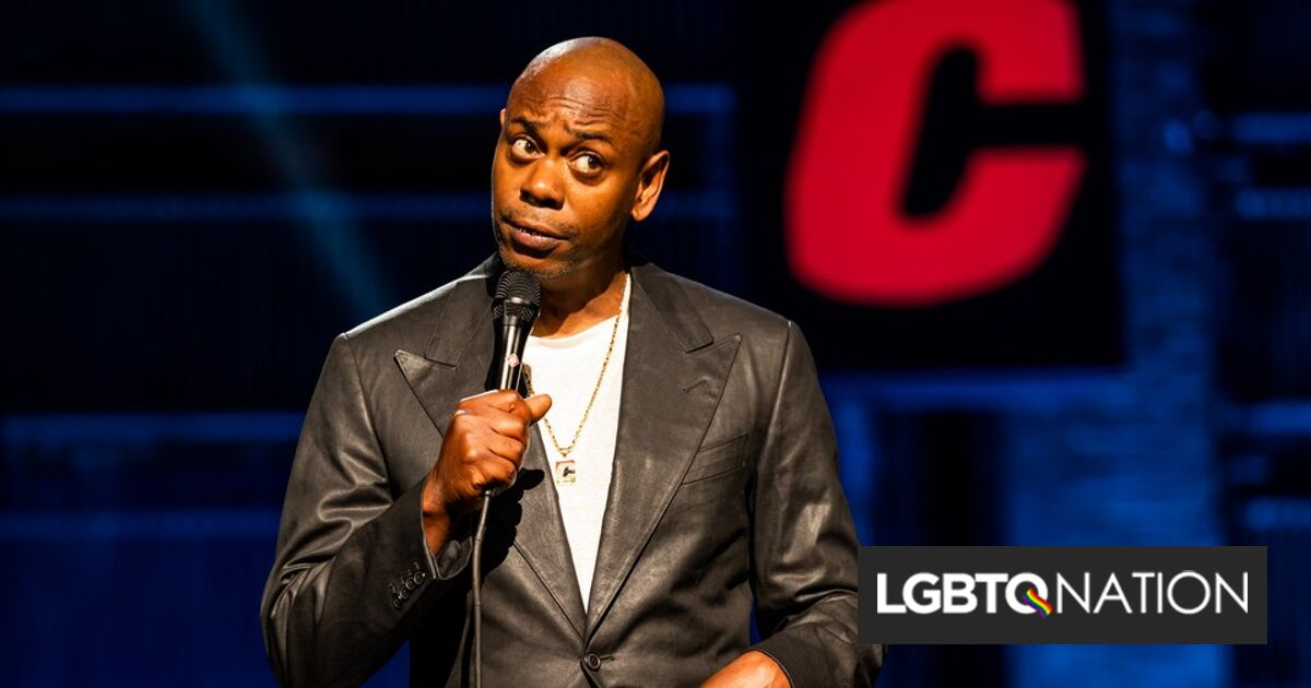 Dave Chappelle attacks Hannah Gadsby to defend his transphobic comments in bizarre rant