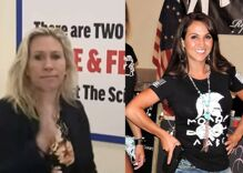 Marjorie Taylor Greene & Lauren Boebert accused of helping plan the Capitol Insurrection