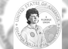 Astronaut Sally Ride will be the first out LGBTQ person on United States currency