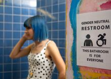 Support for anti-trans laws has increased. But trans people can reverse this by coming out.