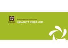 IGLCC reports BT Group, IBM, Dow Chemical among most gay-friendly corporations