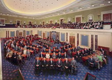 Bill to end LGBT workplace discrimination introduced in Senate