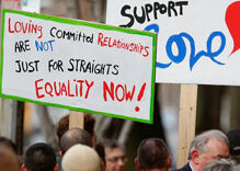 NJ senate leader to call for gay marriage vote on Thursday